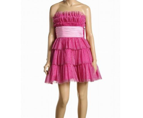 Betsey Johnson Evening Sweet Carolina Dress