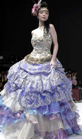 bridal dress hong kong wedding dress show 4