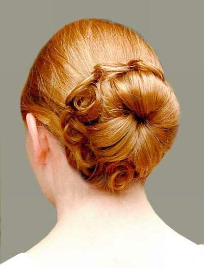 bridal hairstyle n2