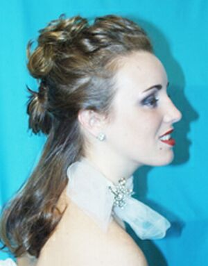 bridal hairstyles hairdos bridal makeups 1