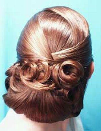 bridal hairstyles hairdos bridal makeups 6