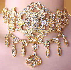 bridal necklace 9