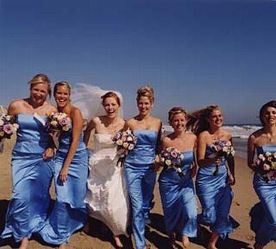 brides friends wedding rituals wedding party