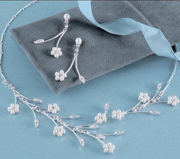 Bridesmaid jewelry sets