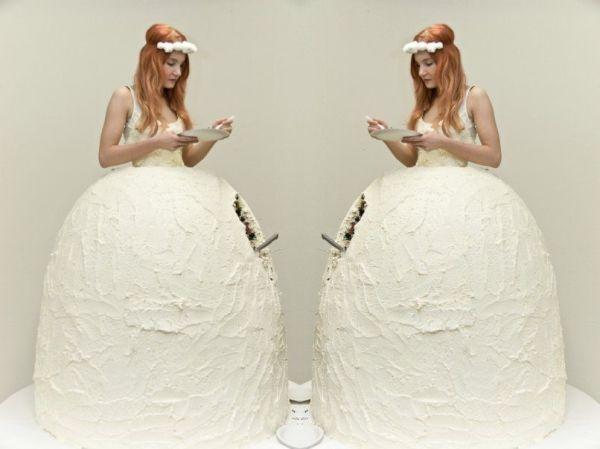 Cake Wedding Gown