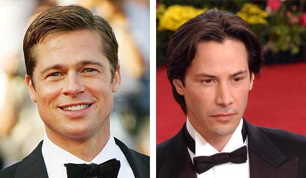 Celebrity Inspired Groom Hairstyle