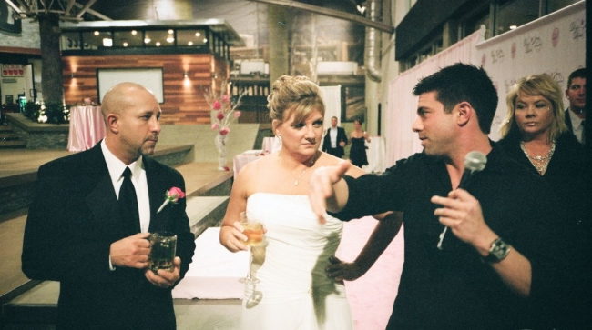 Direct a wedding