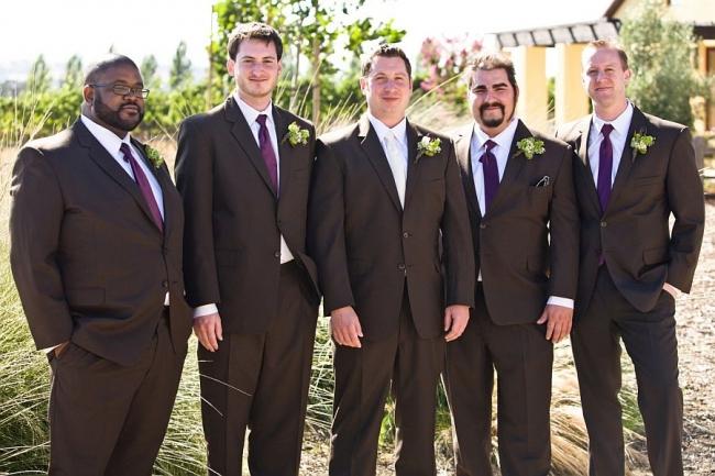 Dressing tips for groomsmen