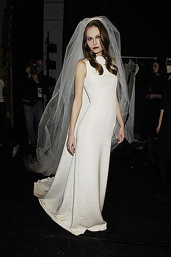 fall 2007 ready to wear tuleh wedding gown