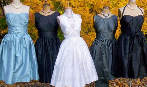Harper's organic wedding gowns