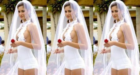 Most unusual wedding dresses of all time - Wedding Clan