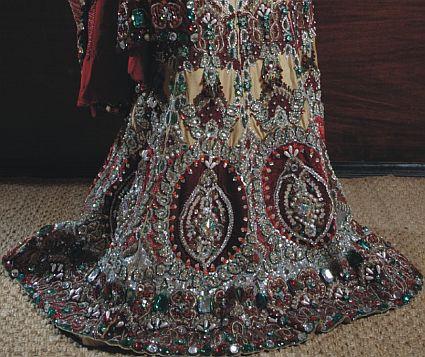 indian bridal lengha 49