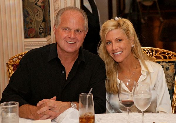 Kathryn Rogers and Rush Limbaugh