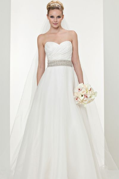 Kim Kardashian's Wedding Gown