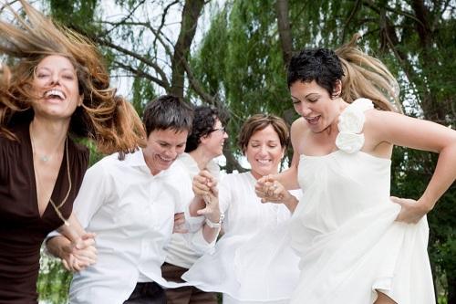 Lesbian Wedding events