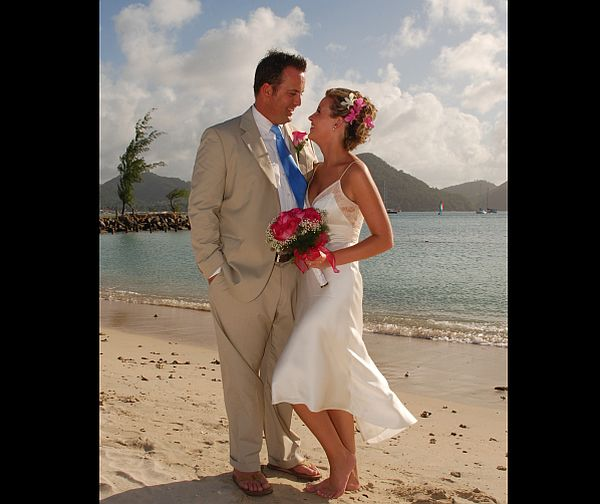 Marry in St Lucia