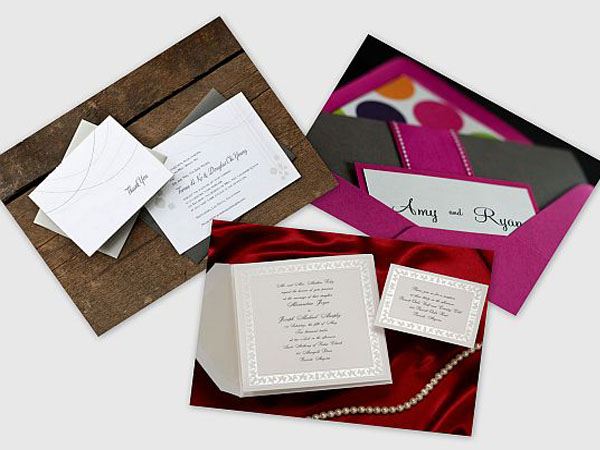 Minimilast Wedding Invitation