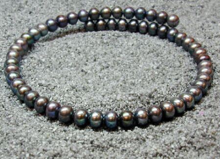 pearl necklace o14