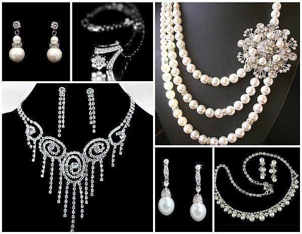 Picking the perfect wedding jewelry