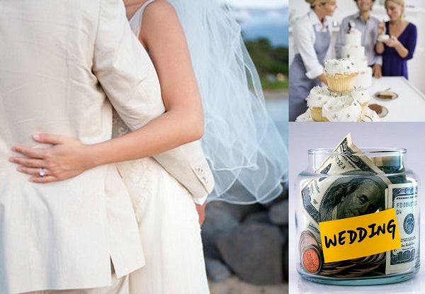 Planning a low budget wedding