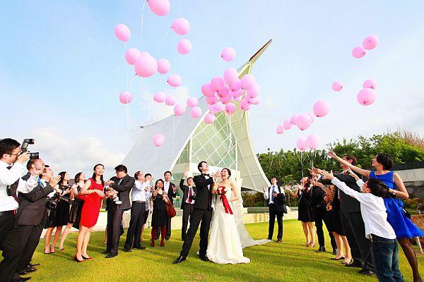 Private wedding in Air Bali