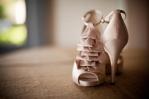 Ruffled Shoes