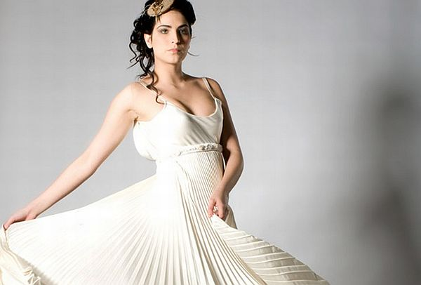 Sanyukta's wedding gowns
