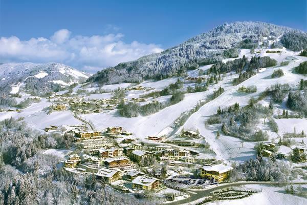 Ski Weddings in Austria