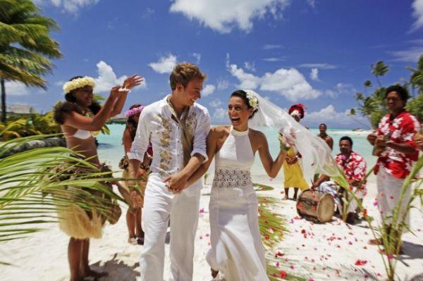 Tahiti Wedding