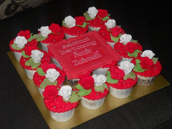 The Angelina red velvet cheesecake