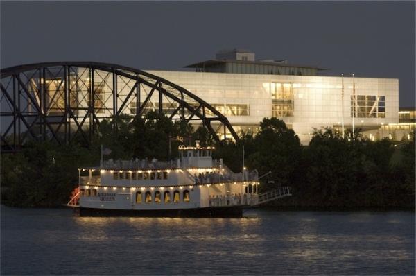 The Arkansas Queen Riverboat