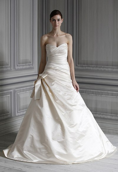 Monique Lhuillier Wedding Dresses and Gowns : Top 10 Rated - Wedding ...