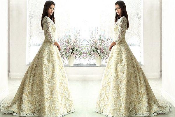 Top 10 Simple Wedding Dresses For Sober Wedding