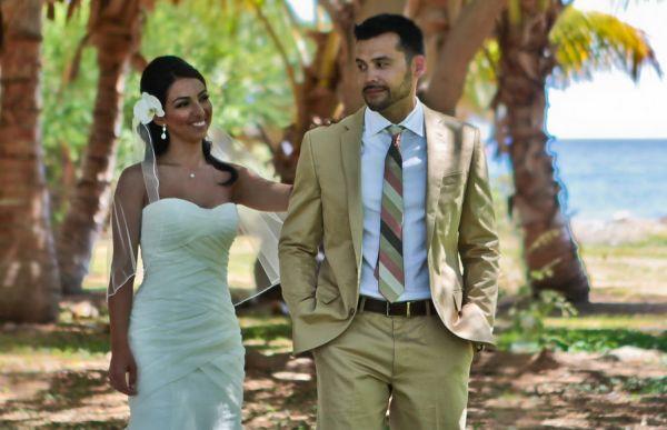 Traditional Hawaiian Wedding