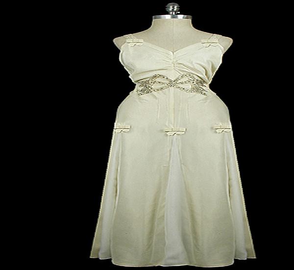 vinatage gown