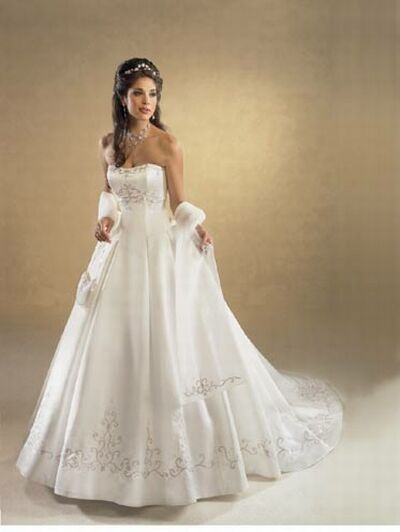 weddiing dress h7