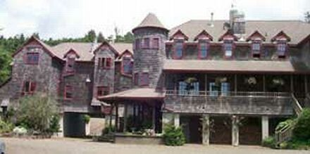 wedding destination arch cape house