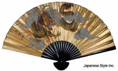 wedding favors japanese fan
