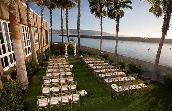 Wedding garden in Portofino