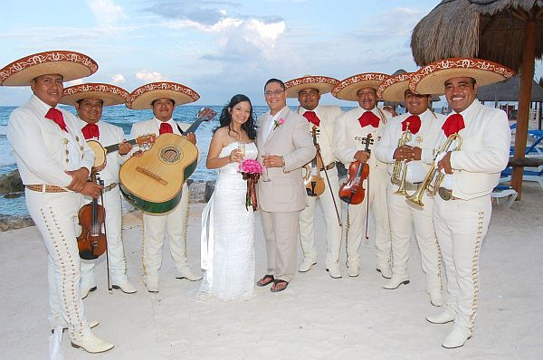 Wedding in Mexico