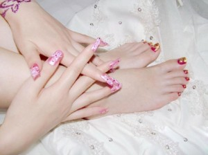 Gorgeous looking nails