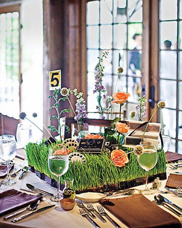 Most Unique Wedding Ideas: Unique Wedding Centerpiece Ideas