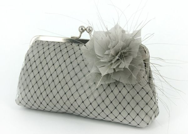 angee-w-etsy-bridal-clutch-purse-gray-feather-flower