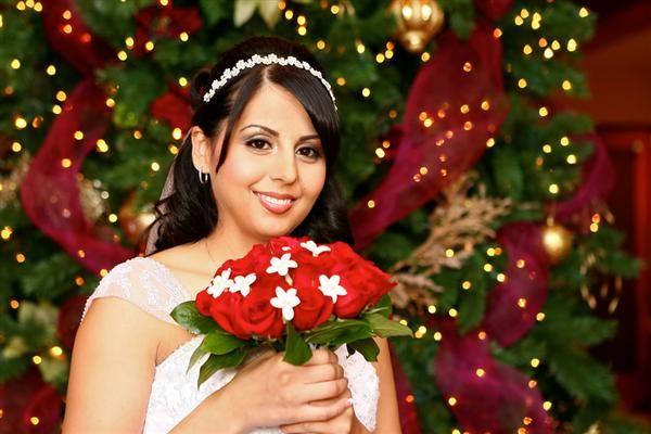 Christmas Wedding Theme