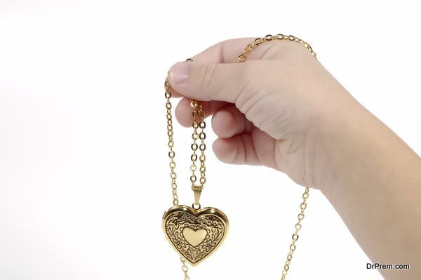 gift Locket with a message