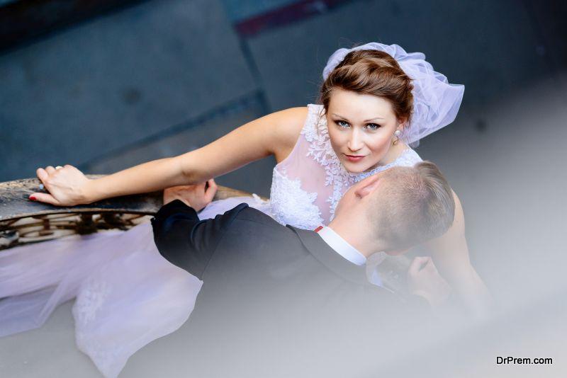 Irish wedding theme