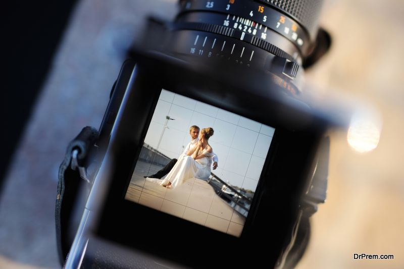 good wedding photographs