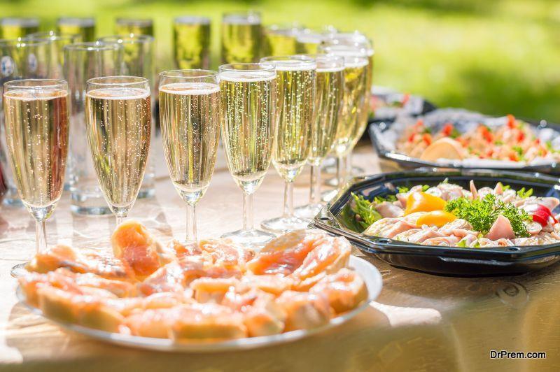 wedding-food-bar