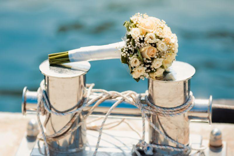 Dream Yacht Wedding