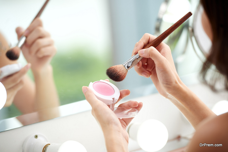 Have right makeup base